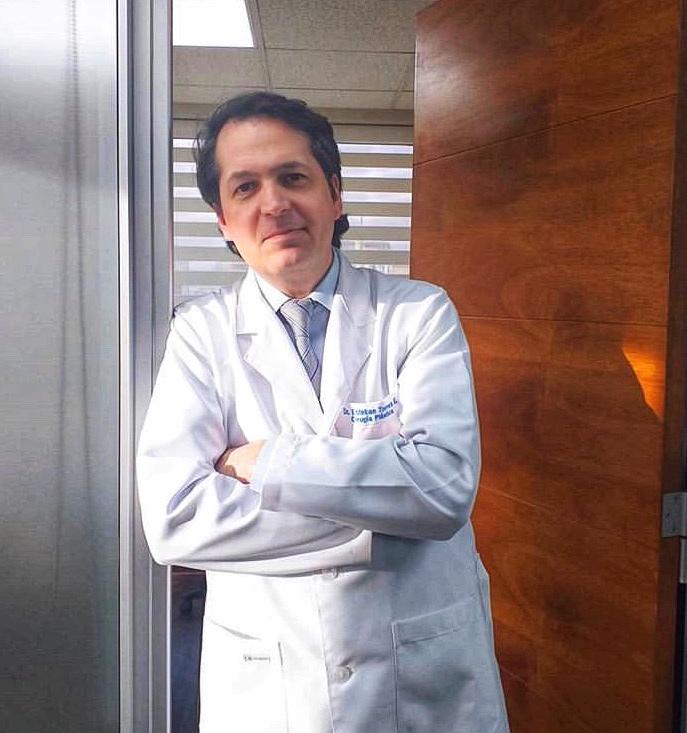 Dr. Esteban Torres Egaña, Wam Center